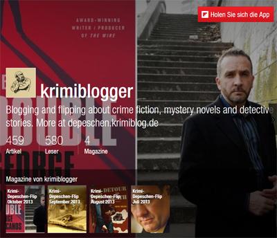 Krimiblogger bei Flipboard