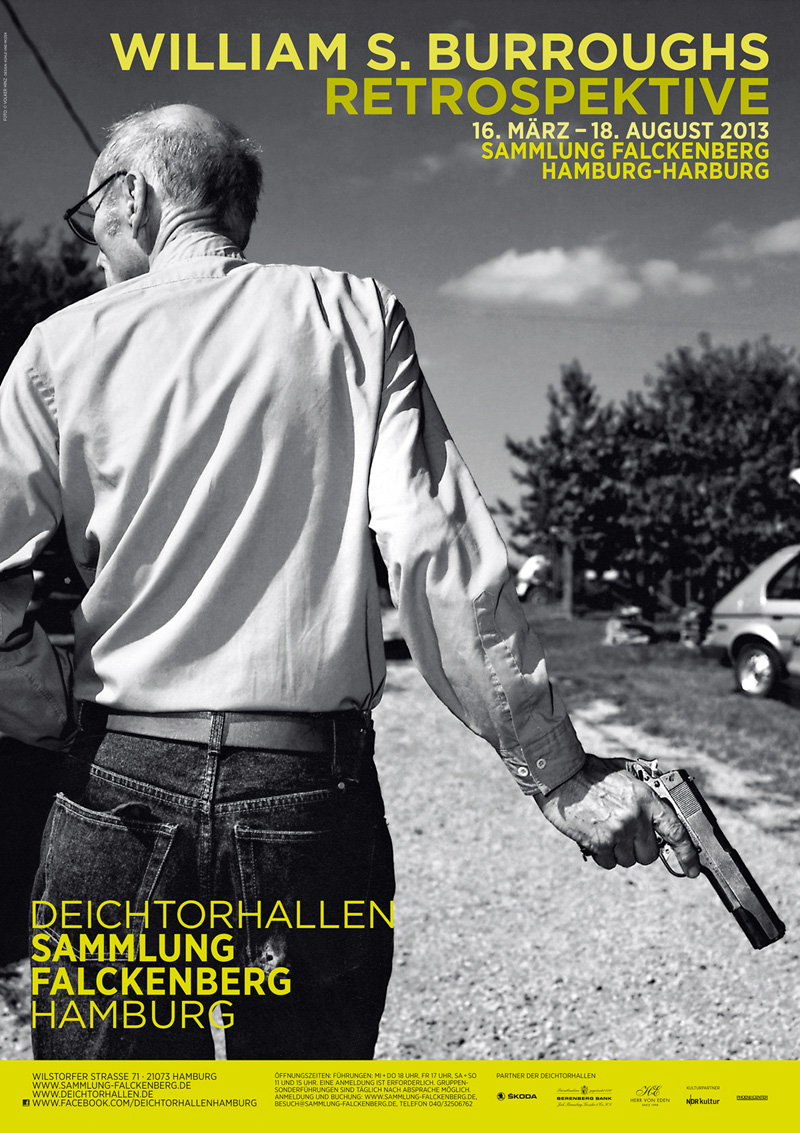 William S. Burroughs Deichtorhallen