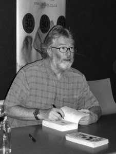 Iain Banks by Tim Duncan