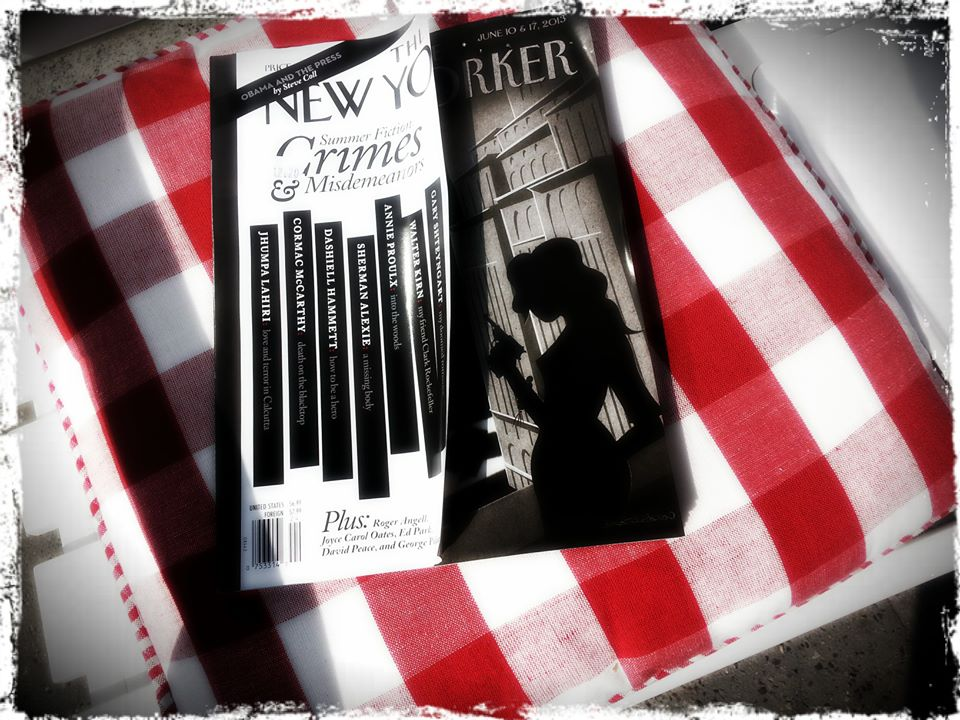 New Yorker Crime Fiction Issue