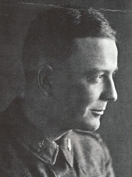 Raymond Chandler 1918