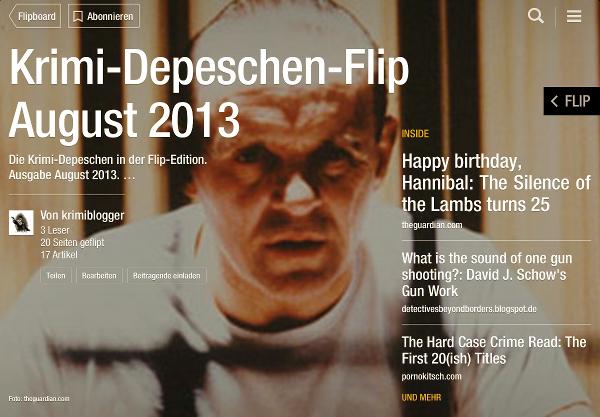 Krimi-Depeschen-Flip-August 2013