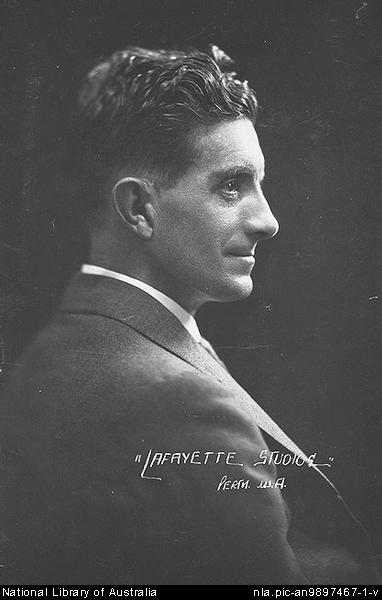 Arthur Upfield