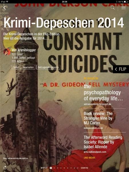 Krimi-Depeschen-Flip 2014