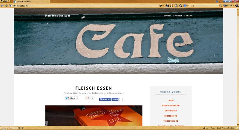 Screenshot Kaffeehaussitzer